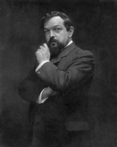 Claude Debussy June 1908